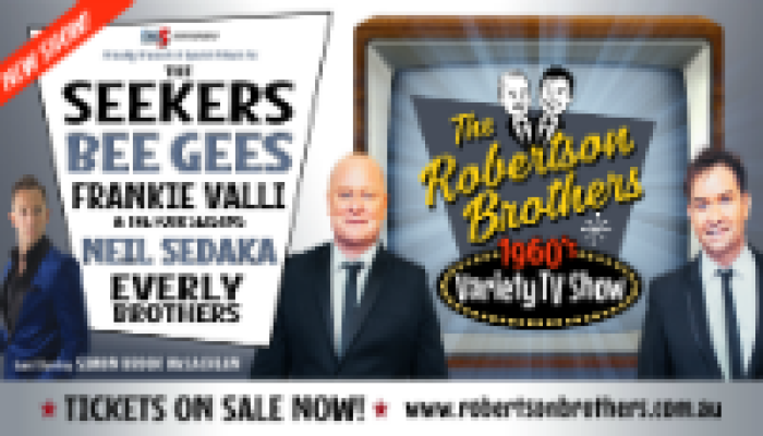 The Robertson Brothers Variety Show