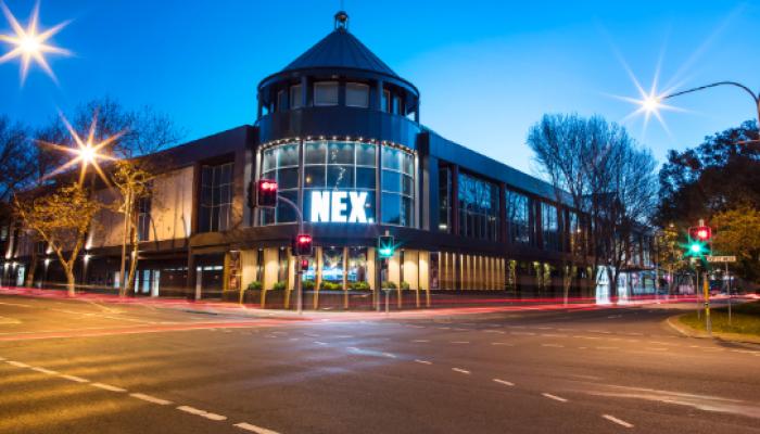 NEX. Newcastle Exhibition & Convention Centre