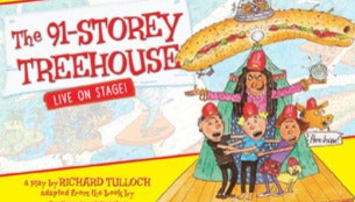 The 91 Storey Treehouse