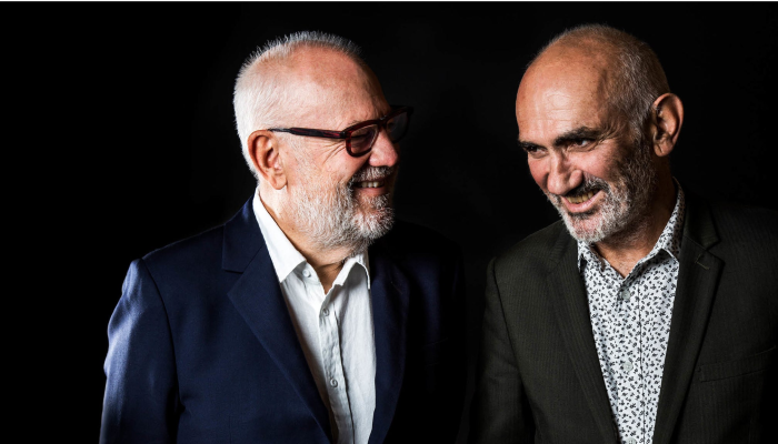 Paul Kelly and Paul Grabowsky: Please Leave Your Light On