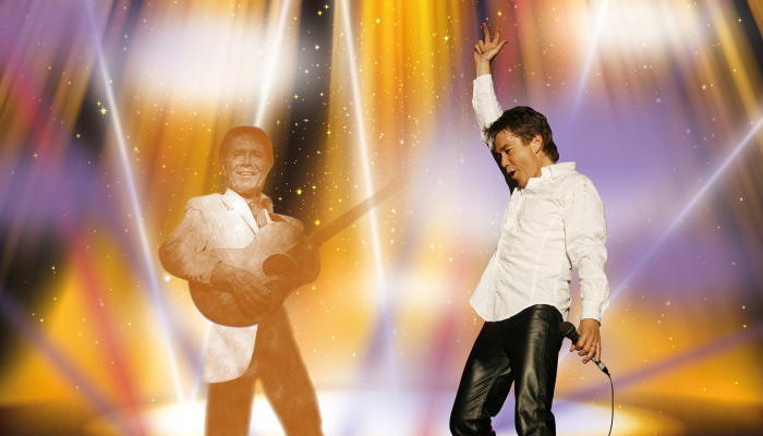 The King of Rock and The Prince of Pop