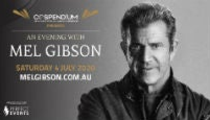An Evening With Mel Gibson