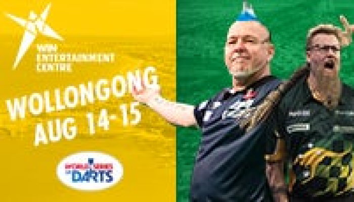 NSW Darts Masters - Quarter-Finals, Semi-Finals, Final