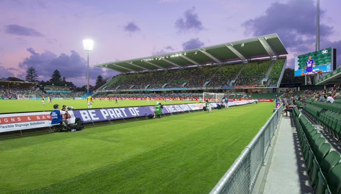 Perth Rectangular Stadium