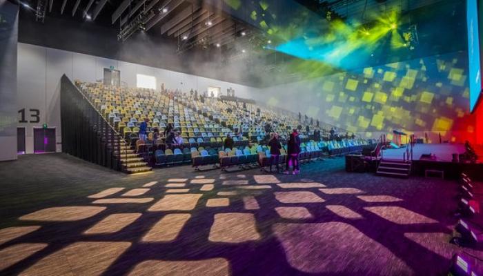 Melbourne Convention and Exhibition Centre - Goldfields Theatre