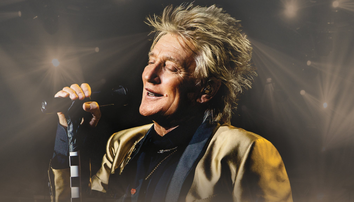 a day on the green - Rod Stewart (Concert & Dining)