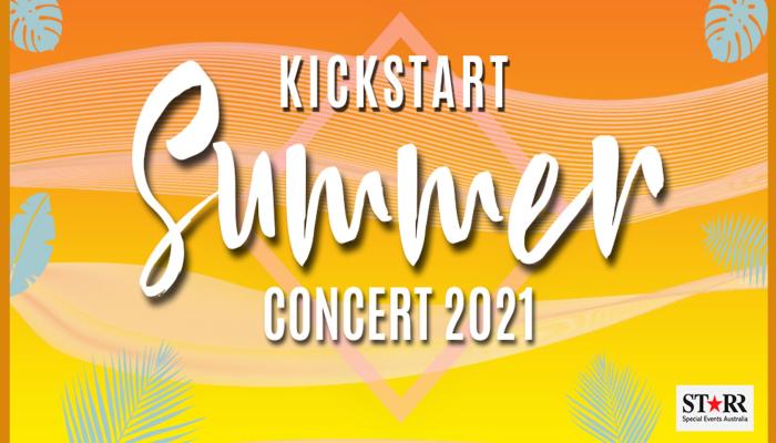 KICKSTART Summer Concert:James Reyne,Daryl Braithwaite,Diesel and more