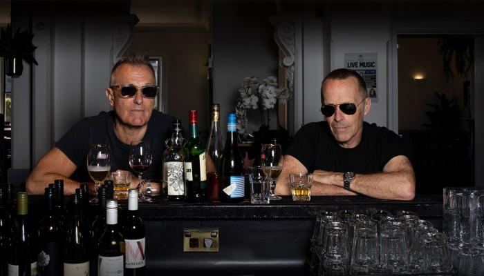 James Reyne & Mark Seymour - Never Again 2020 Tour