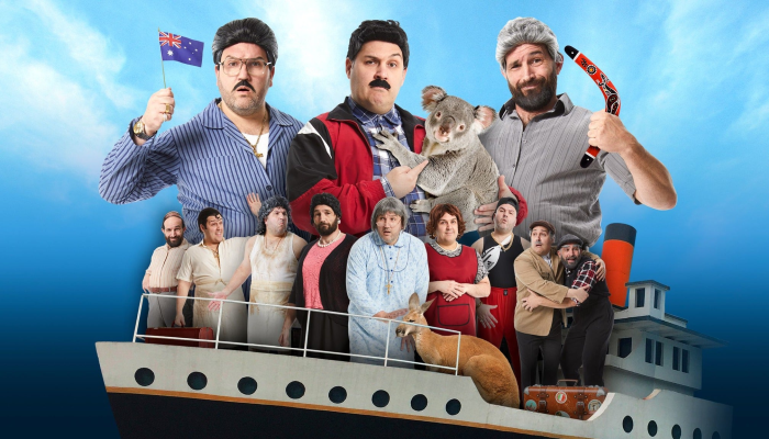 Sooshi Mango - Off The Boat