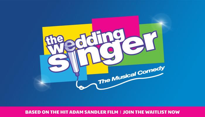 The Wedding Singer Musical - Opening Night