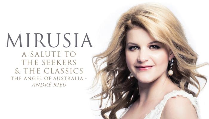 Mirusia - A Salute To The Seekers & Classics