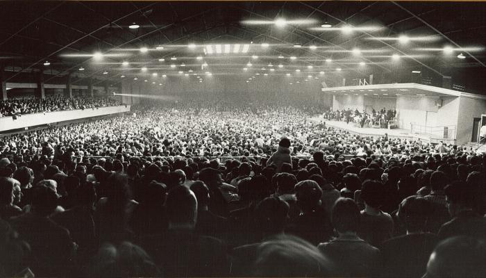 Festival Hall Melbourne