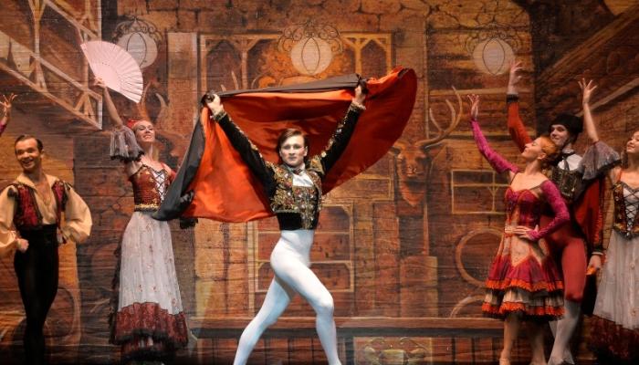 Russian Ballet – The Nutcracker & Don Quixote