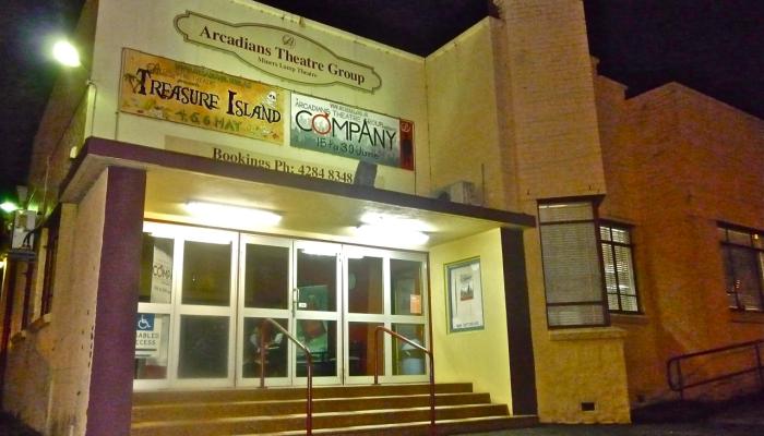 Miner's Lamp Theatre