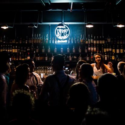 Howlin Wolf Whisky Bar