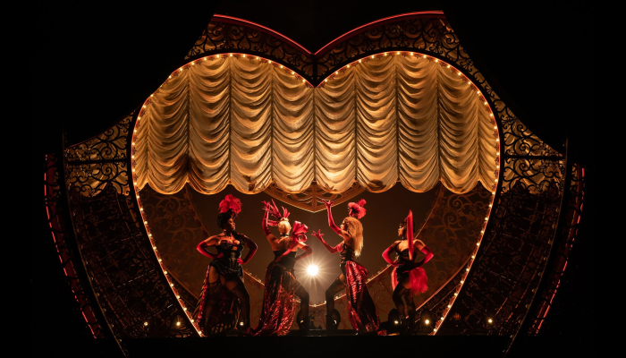 Moulin Rouge! The Musical (Australia)