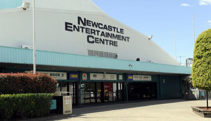 Newcastle Entertainment Centre