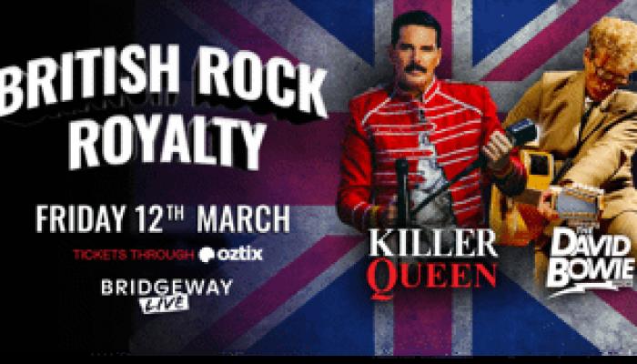 British Rock Royalty