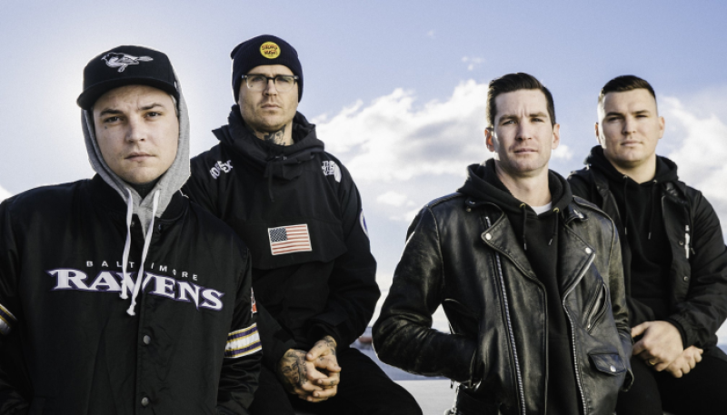 The Amity Affliction are heading around Australia this July!