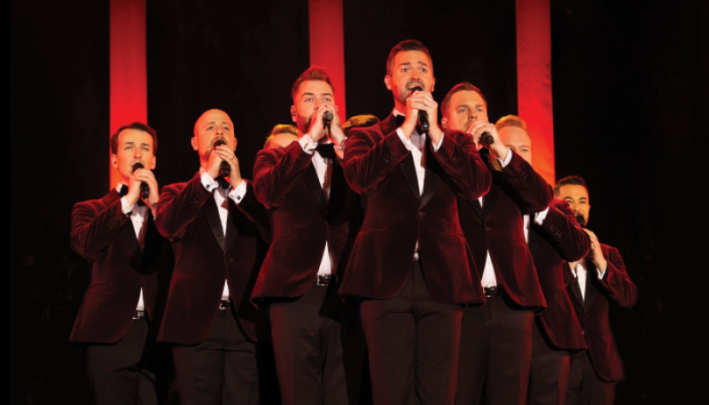 The Ten Tenors set to embark on a 25 anniversary tour this July