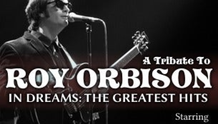 A Tribute to Roy Orbison Starring Aaron W Mansfield with Strings