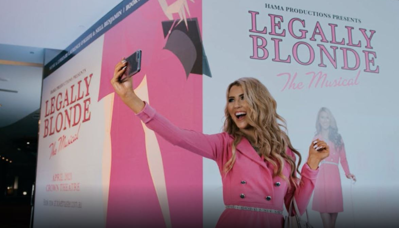 Don't miss your opportunity to catch Legally Blonde The Musical