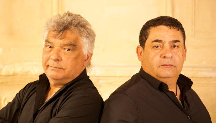 The Gipsy Kings: Nicolas Reyes and Tonino Baliardo