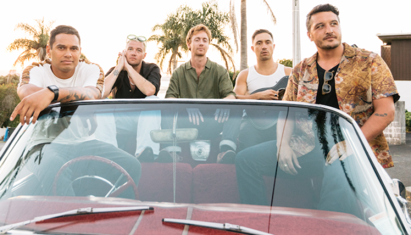 Award Winning Band Six60 are set to tour Australia later this year