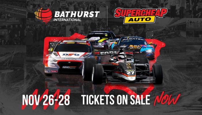 Supercheap Auto Bathurst International - 2 Day Pass ( + )