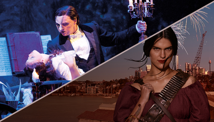 Opera Australia have announced two spectacular outdoor productions!